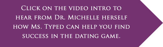 Click Video for special message from Dr. Michelle