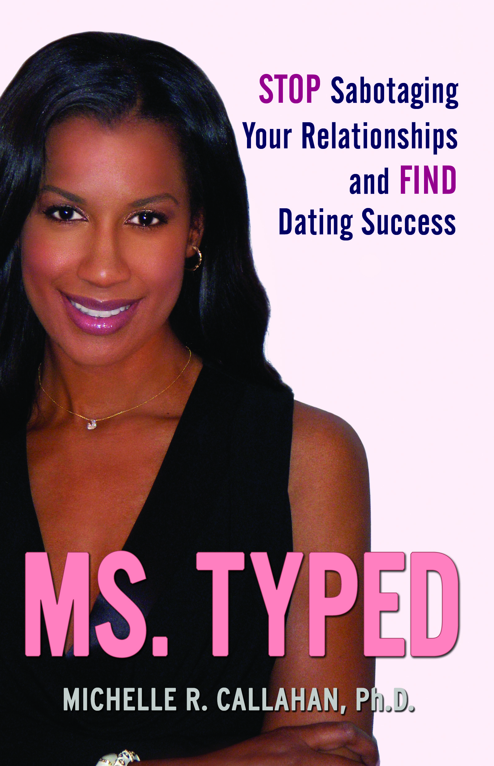 Ms. Typed Paperback Cover