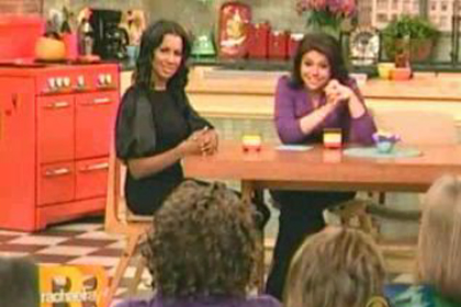 Dr. Michelle on Rachael Ray