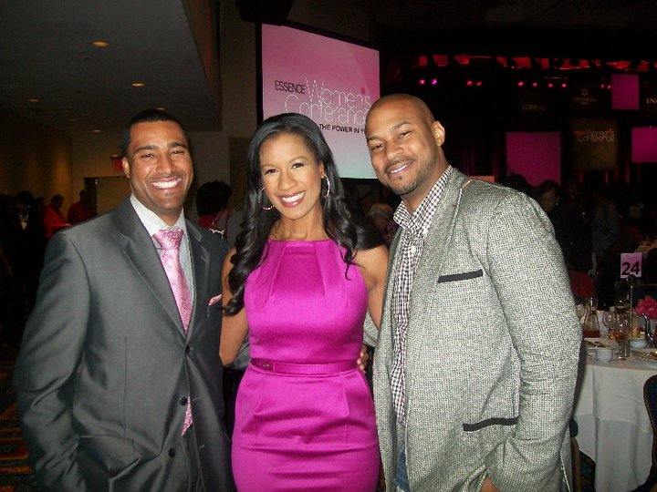 Dr. Michelle at Essence Women's Conference
