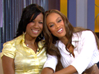 Dr. Michelle & Tyra Banks