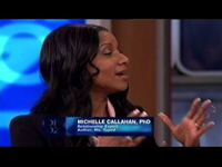 Dr. Michelle on Dr. Oz