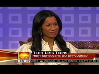 Dr. Michelle on Today 6