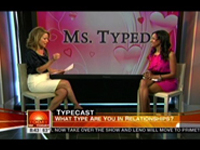 Dr. Michelle on Today--Ms. Typed