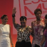 Dr. Michelle, Crystal McCrary Anthony, Shirley Strawberry, Dr. Janet Taylor and Niecy Nash