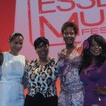 Dr. Michelle, Crystal McCrary Anthony, Shirley Strawberry, Dr. Janet Taylor & Niecy Nash