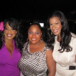 Dr. Michelle, Niecy Nash and Sherri Shepherd