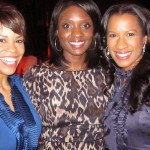 Dr. Michelle, April Woodard & Lola Ogunnaike
