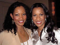 Dr. Michelle & Garcelle Beauvais 2