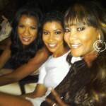 Dr. Michelle, Jeanette Jenkins & Vivica A. Fox