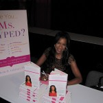 Dr. Michelle Book Signing