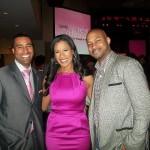 Dr. Michelle, Dr. Tartt & Finesse Mitchell