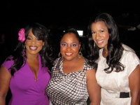 Dr. Michelle, Niecy Nash & Sherri Shepherd