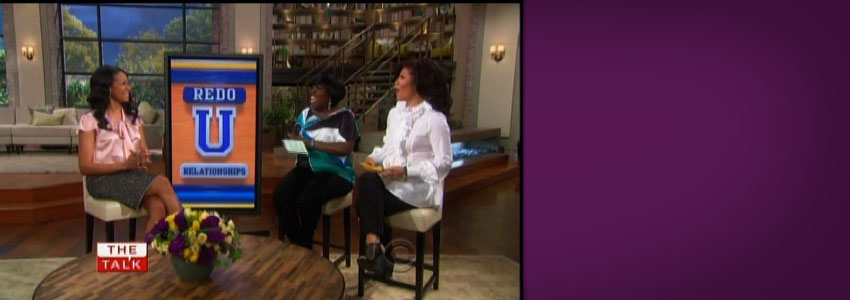 Dr. Michelle on The Talk 2