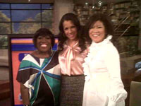 Dr. Michelle on The Talk