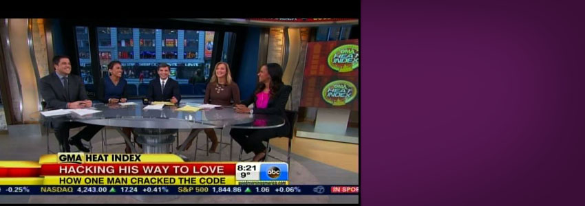 Dr. Michelle on GMA online dating